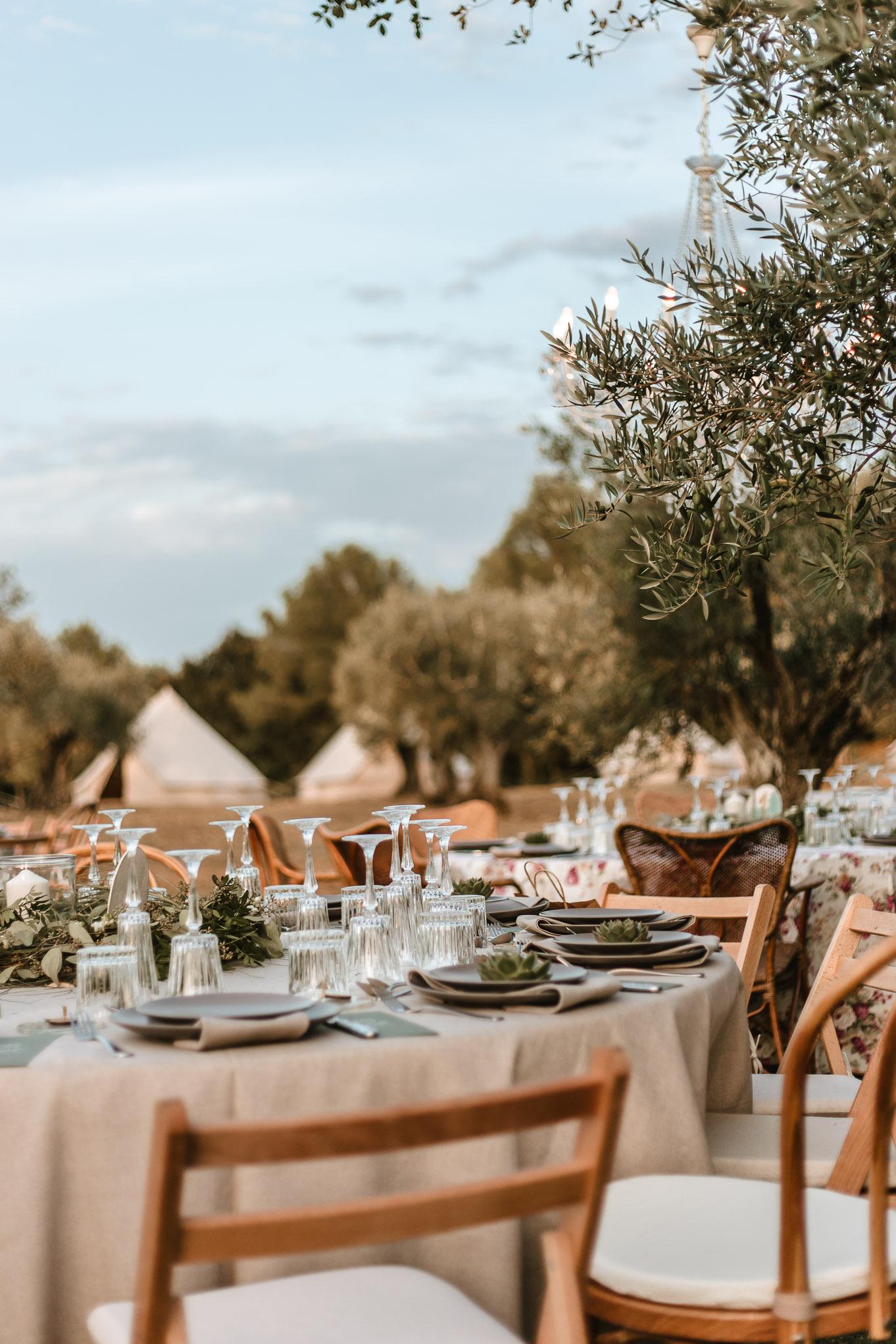 boda-mesas de matrimonio-decoración mesa-recepción