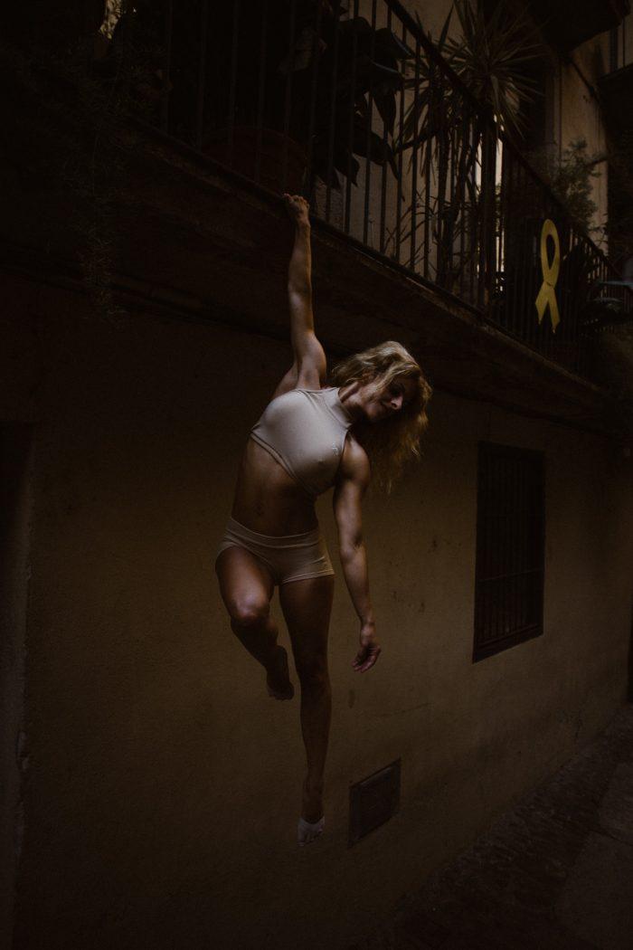 Proyecto dancers of Girona-Yasmina de Haro