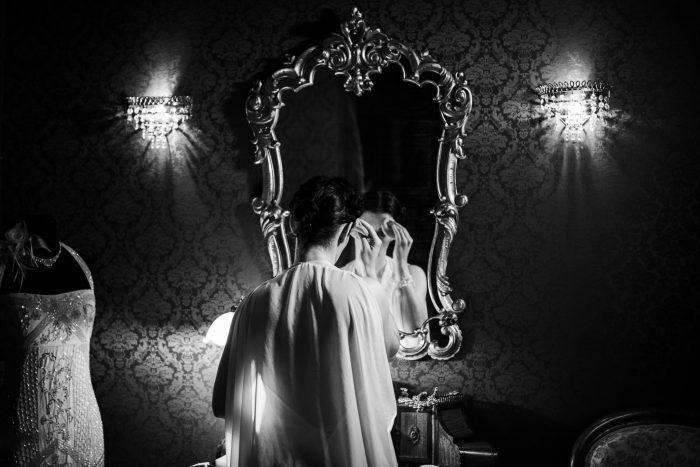 fotografia burlesque de una bailarina famosa, en girona