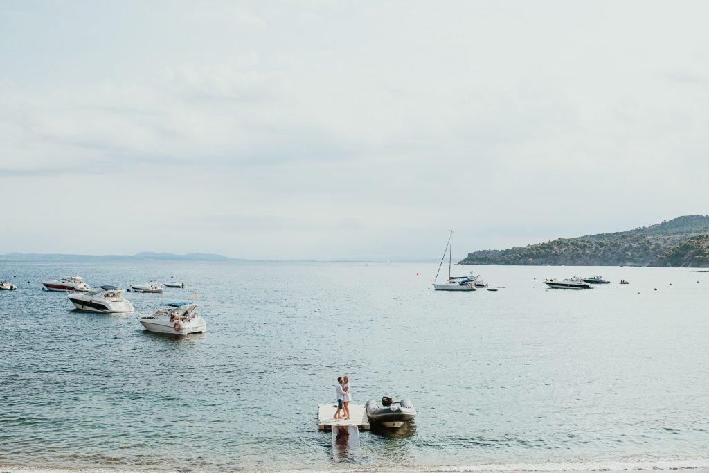 Paseo en barco por la costa brava, vacaciones en la costa brava, covid costa brava