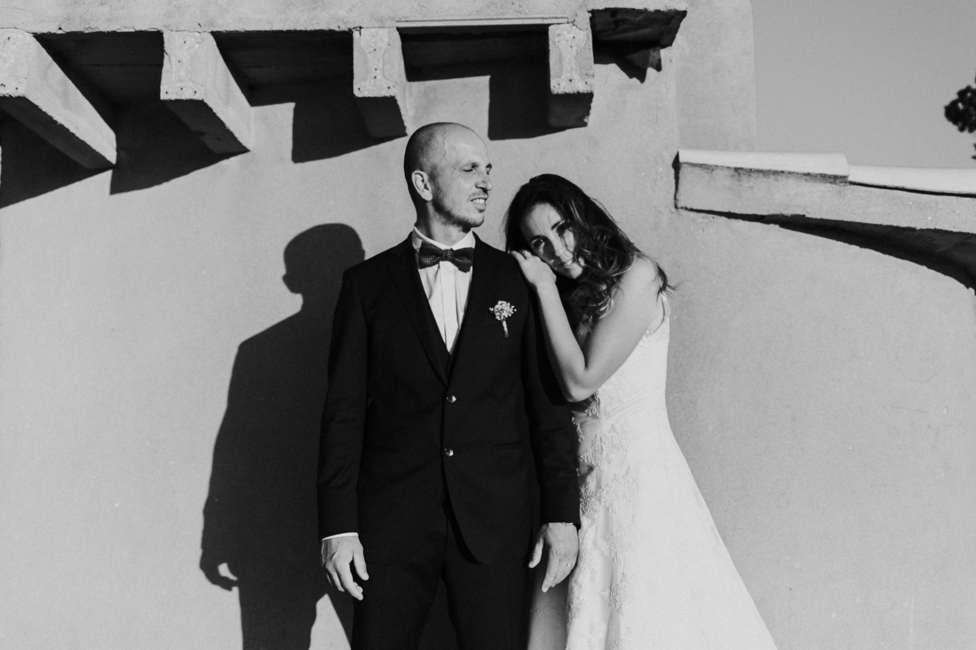 Beto Perez es un fotógrafo de bodas en la costa brava, Mathilde & Jhon se casaron en Begur