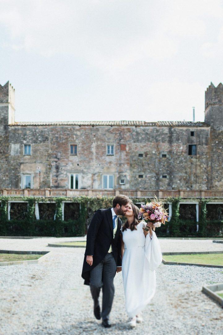 Boda en Castell de Caramanay, Beto Perez Fotografo en Girona, Lucia de miguel