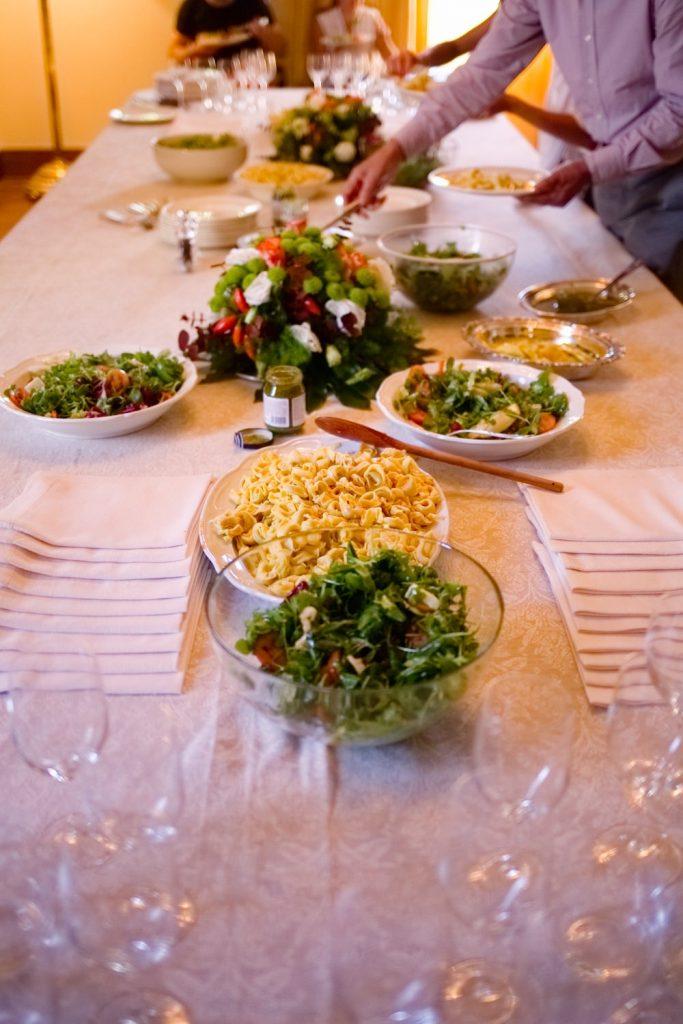 Bodas en la Toscana Girona - Preparativos del día de la boda