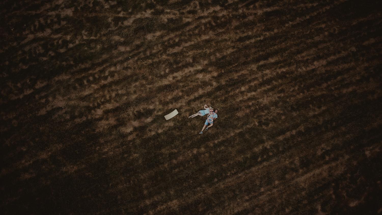 fotos aéreas de familia