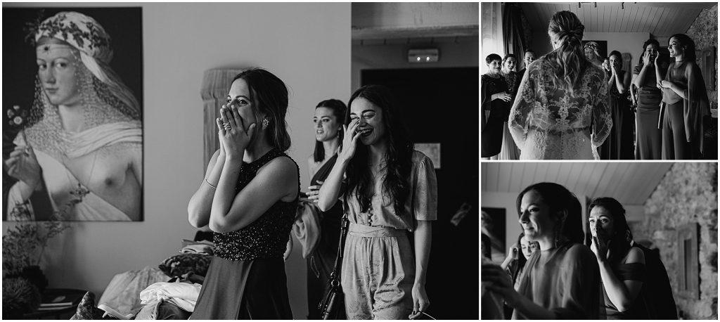 Damas de honor, Casarse en la costa brava, Mejores lugares de bodas de la Costa Brava, Beto Perez Fotógrafo de Bodas