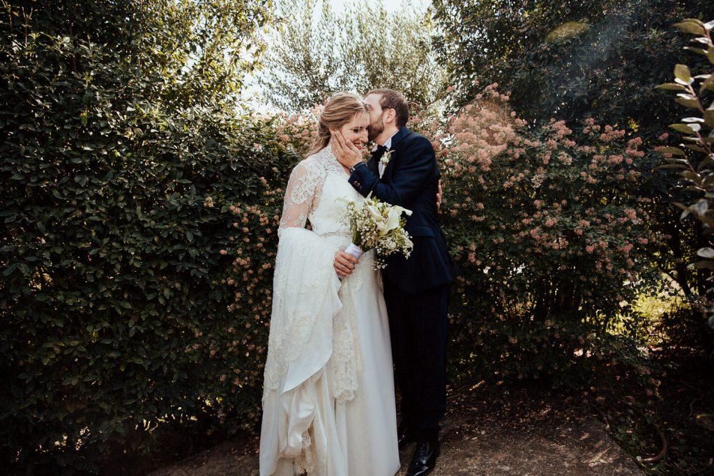 Casarse en en l'Empordà, una boda en el Castell