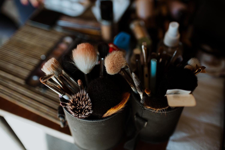 Maquilladora de boda profesional
