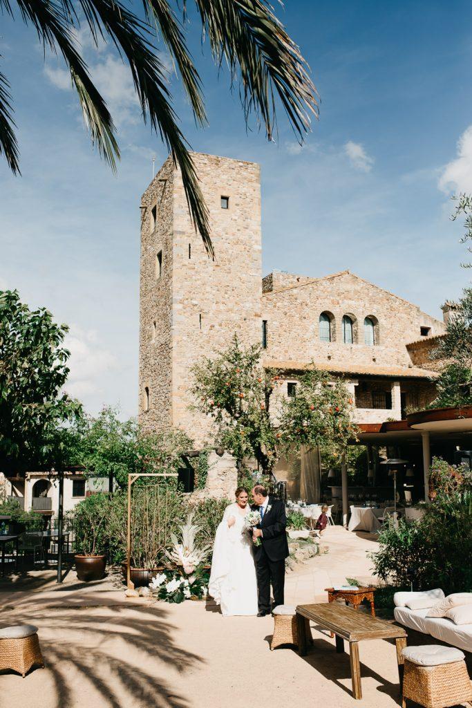 ideas para casarse al aire libre en la costa brava, Bodas al aire libre en Girona