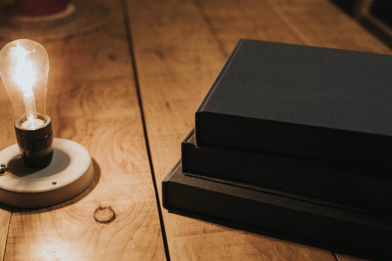 Álbums de bodas, ejemplo de libro o álbum de bodas entregado, álbum moderno