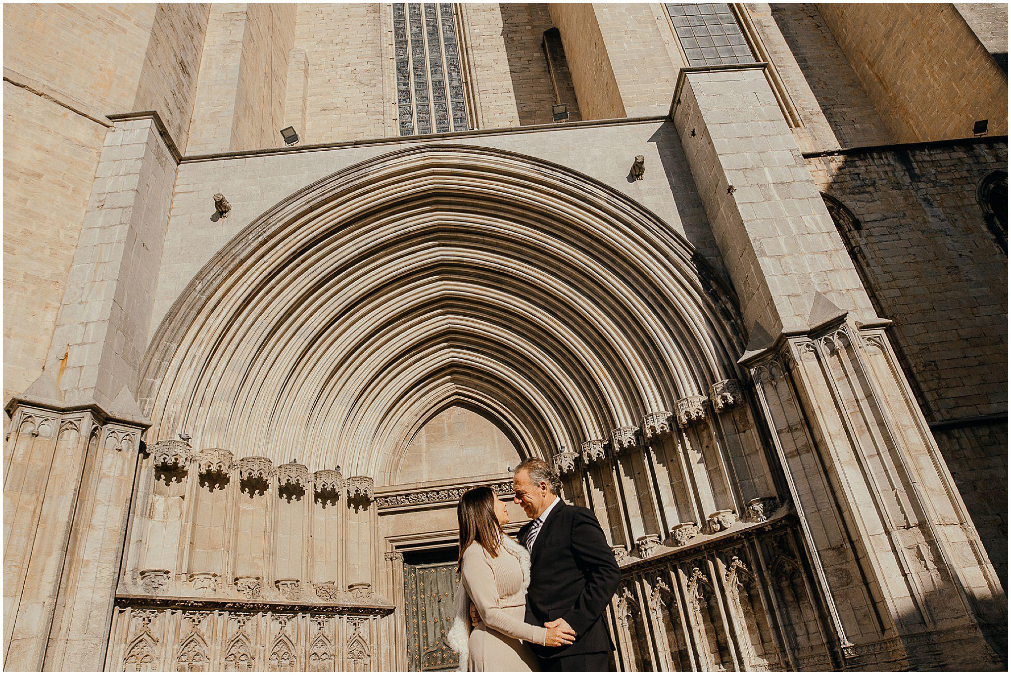 Boda en Girona, catedral de Girona, casarse en girona