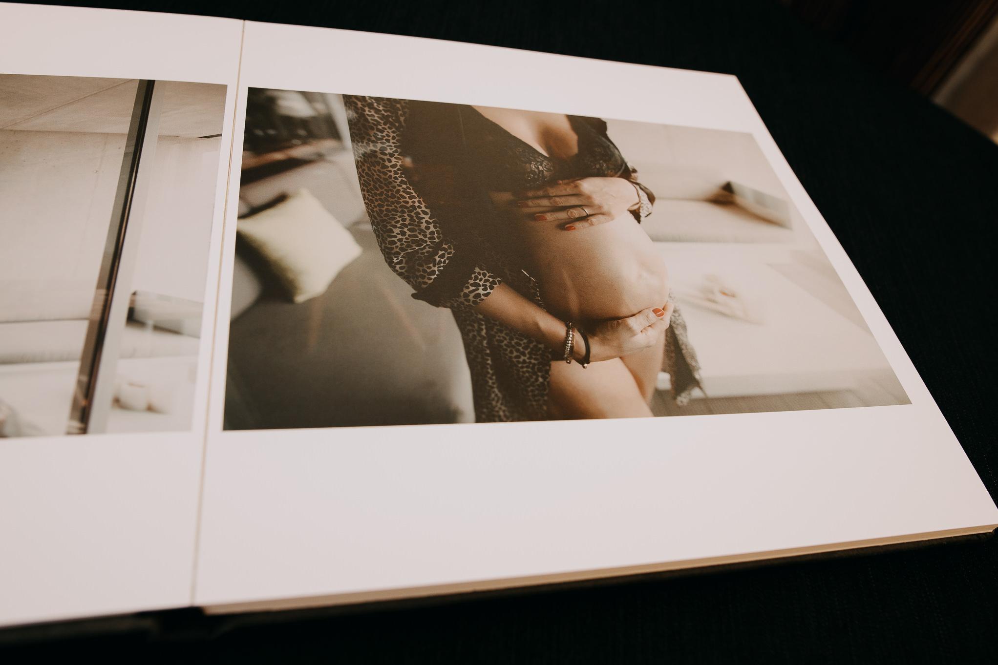sesion de fotos embarazada, foto libro, Beto Perez