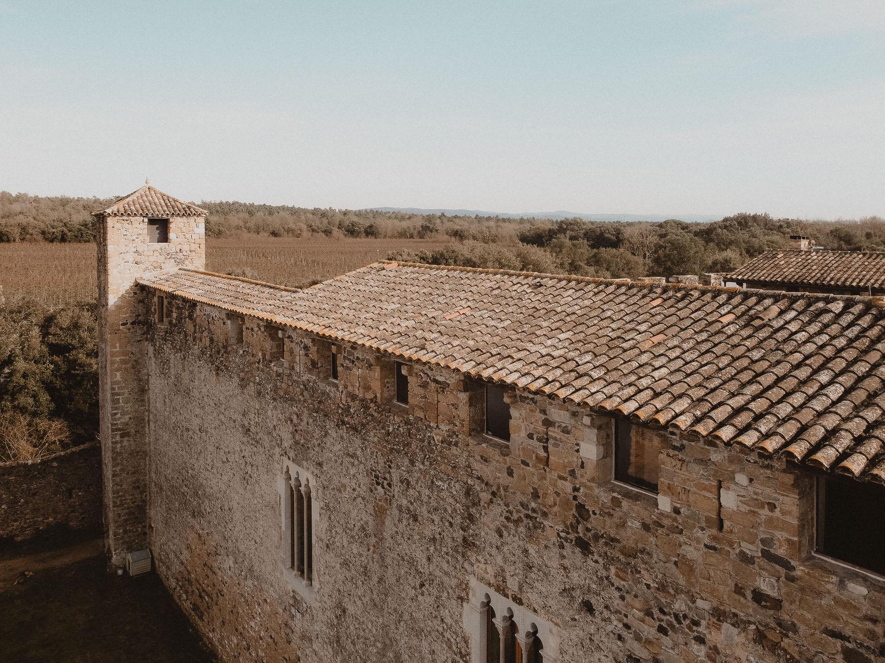 Castell de Cartellà, castillo para bodas, lugar de exclusivo para casarse, Beto Perez fotógrafo de bodas Girona