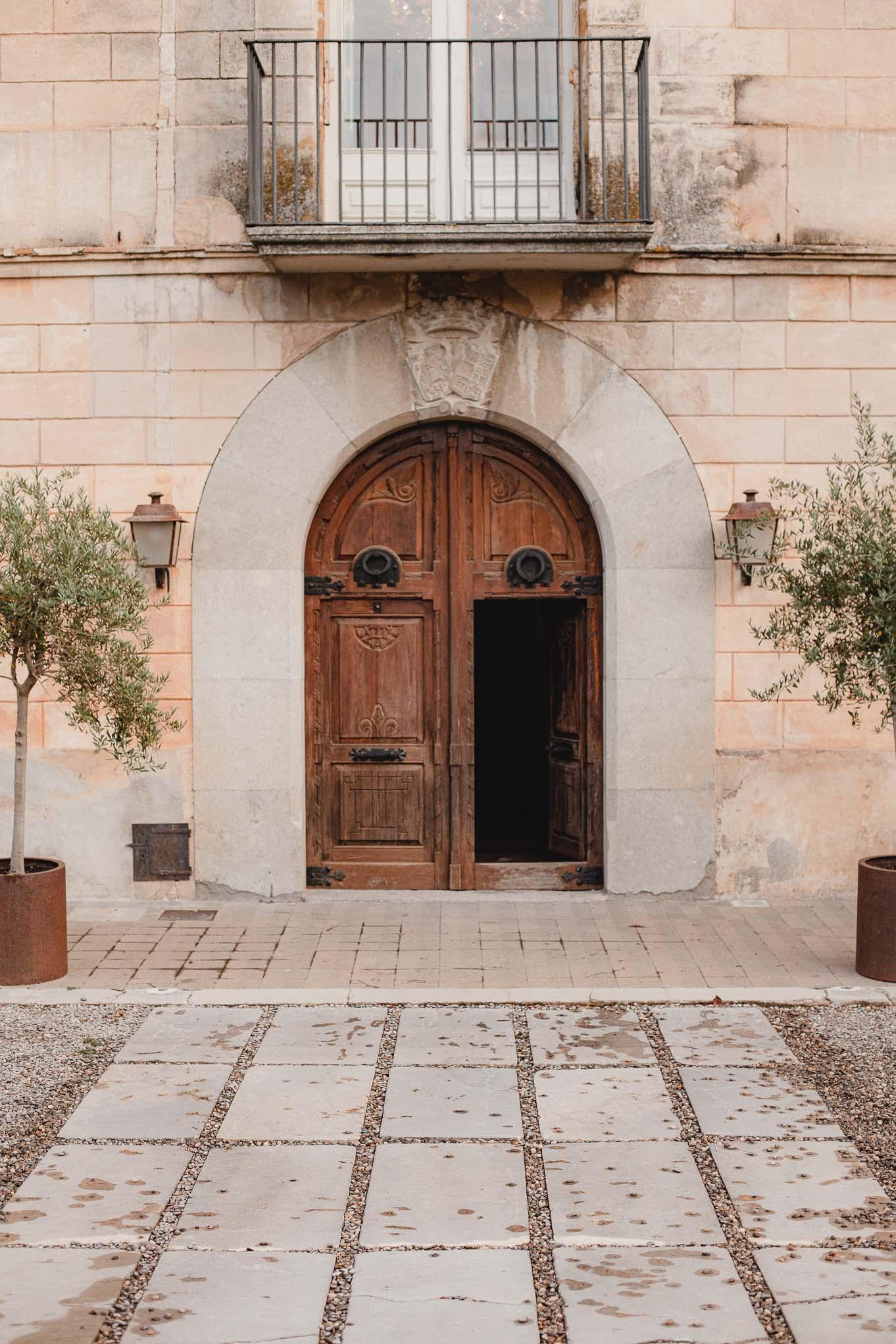 Bfotógrafo de bodas en Costa Brava, Boda en Castillo de Caramany- Beto Perez Girona