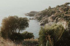 Fotos para embarazadas en la Costa Brava-punta Falconera